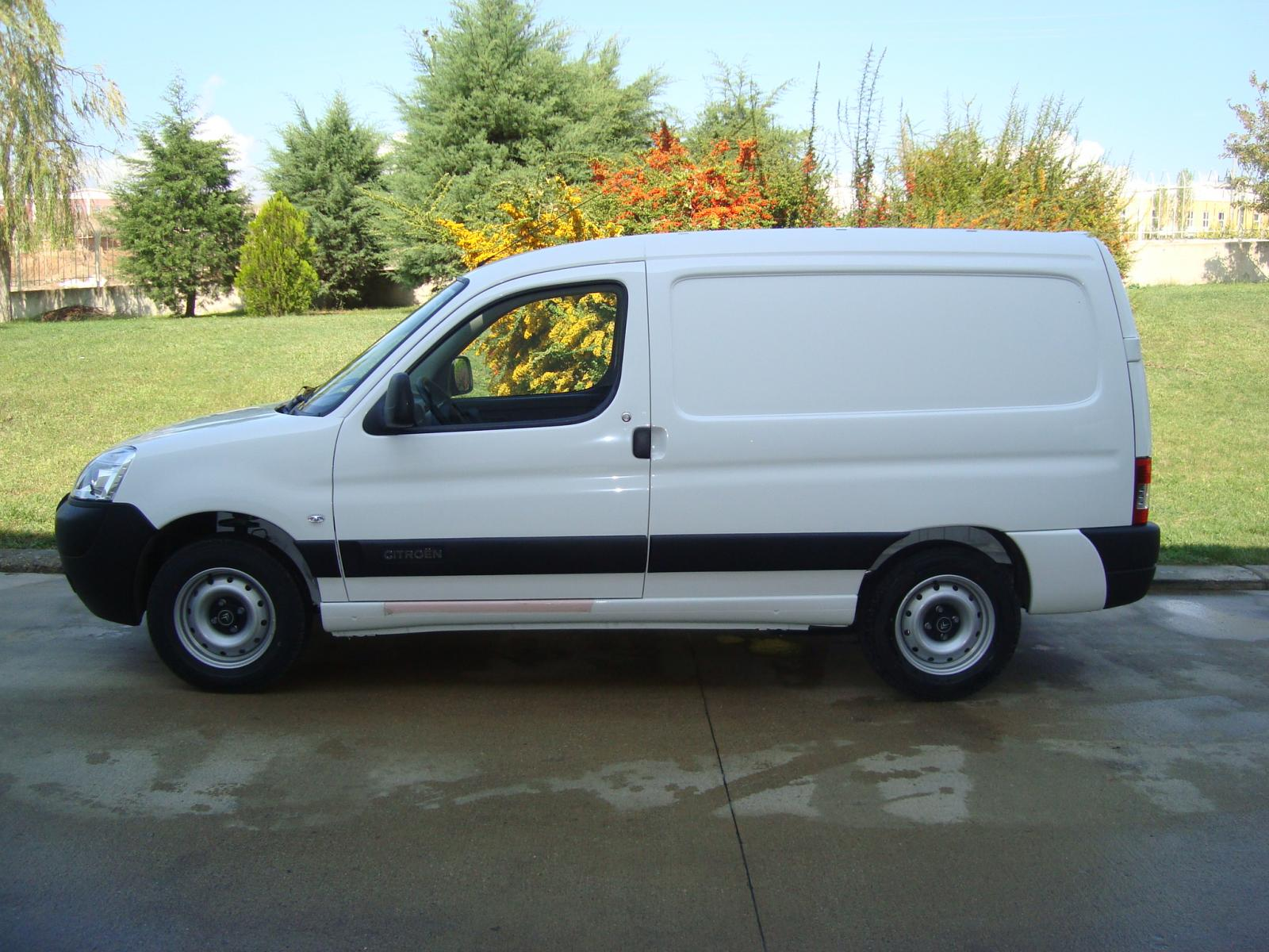 Berlingo VU long 2010