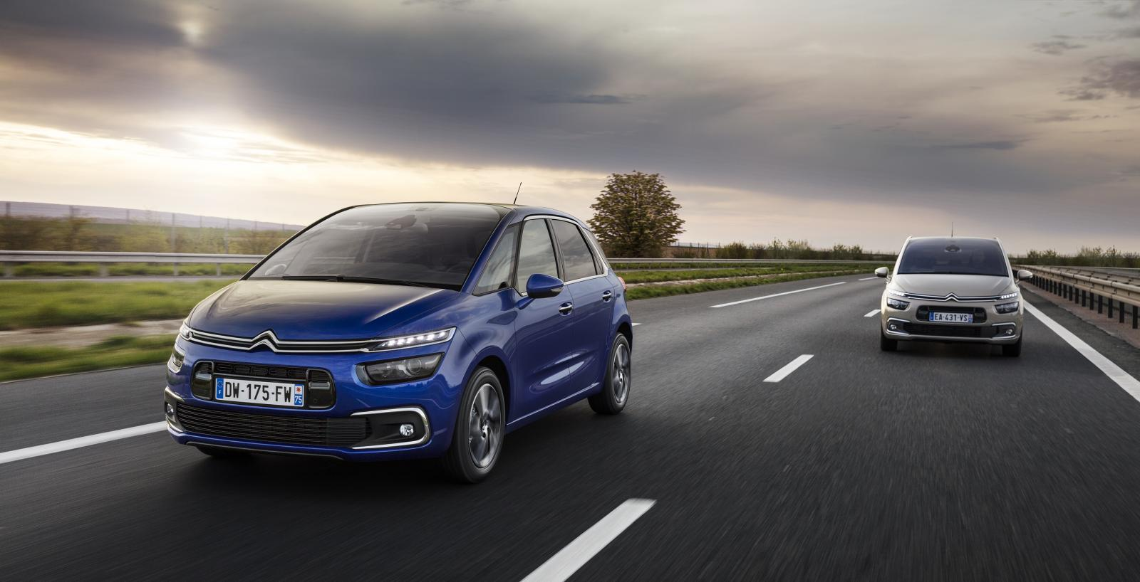 C4 Picasso Shine 2016 et Grand C4 Picasso Shine 2016