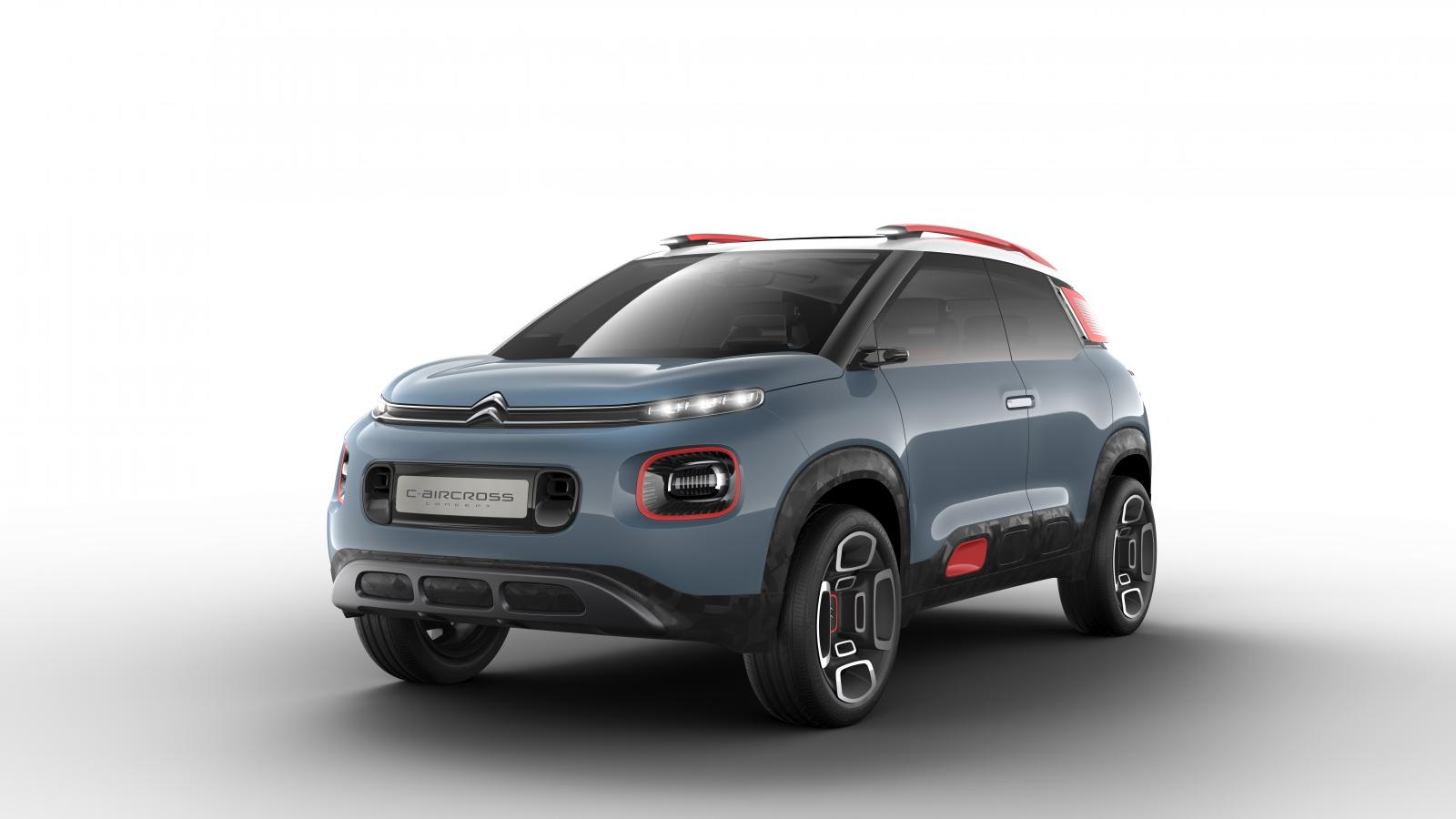 Concept C-Aircross