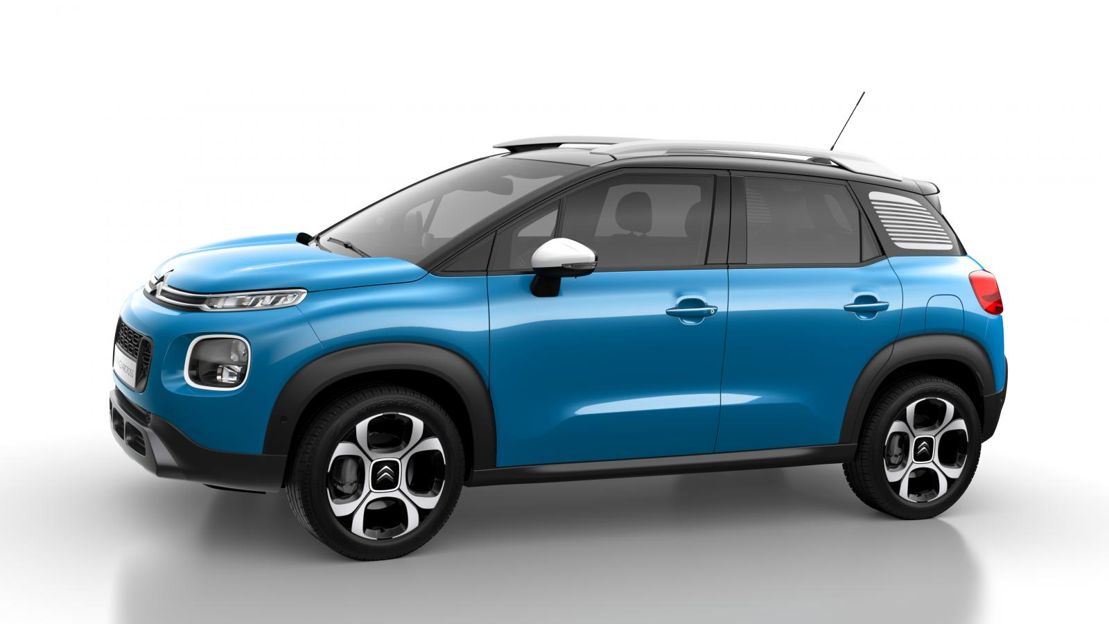 C3 Aircross Compact SUVs - Breathing Blue