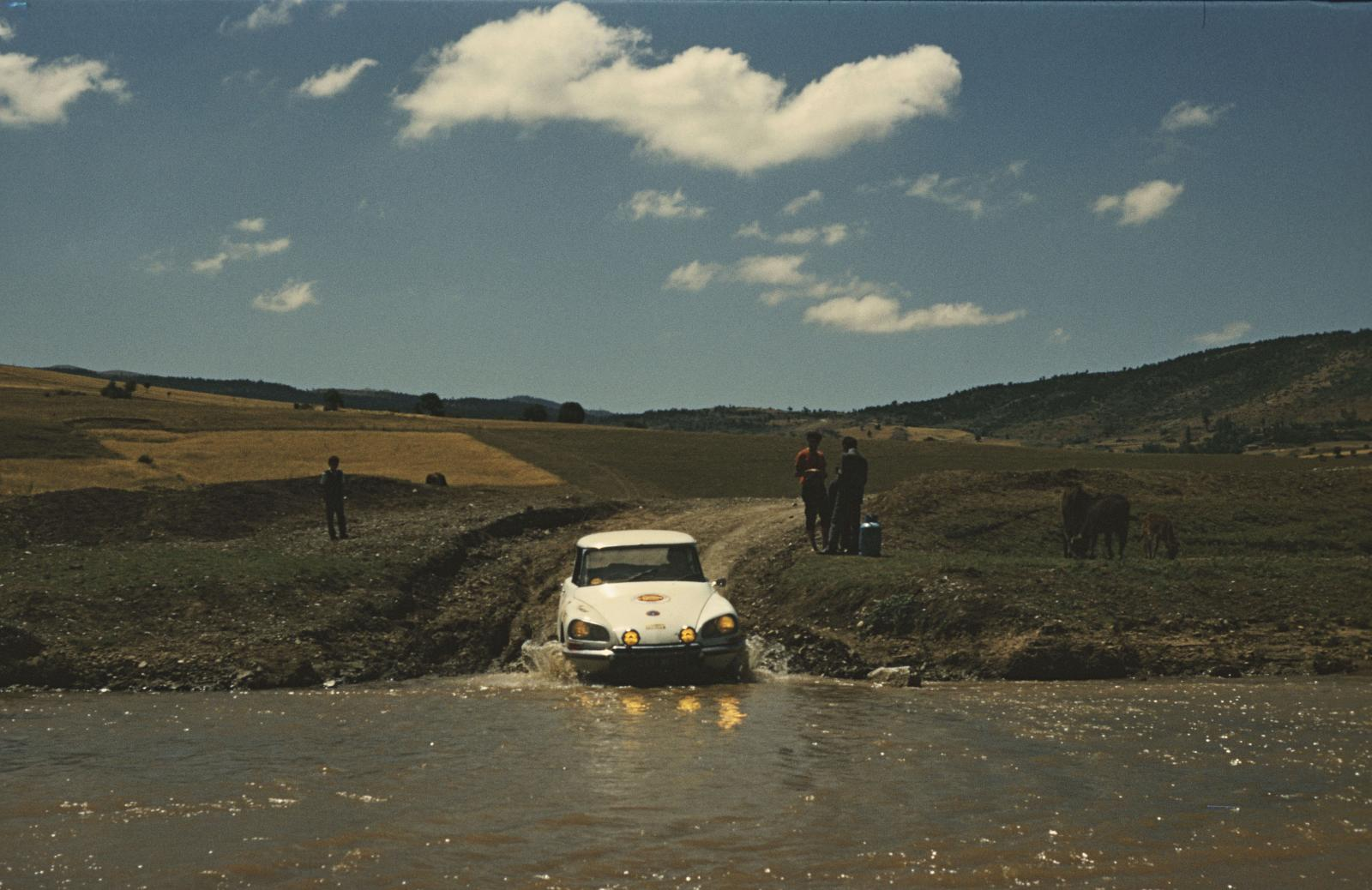 Rally i Marokko - DS - 1970