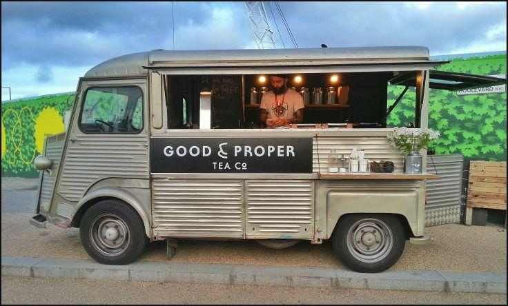 Type H foodtruck